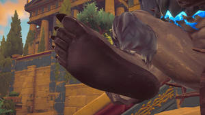 Immortals FenyxRising-Minotaur Feet 9