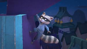 Hello Ninja S1 E6-Raccoon