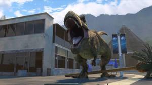 JW Camp Cretaceous S2 E1-Tyrannosaurus 7