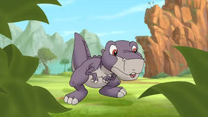 Land Before Time Ep 11-Chomper 1