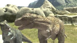 The Dino King-Tarbosaurus 1