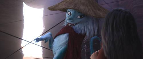 Raya and the Last Dragon-Sisu 15