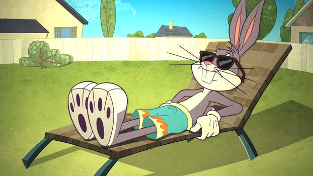 Looney Tunes Show S1 E4-Bugs Bunny