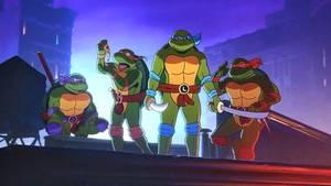 TMNT Shredders Revenge-Turtles