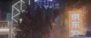 Godzilla vs Kong-Godzilla 6