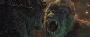 Godzilla vs Kong-Kong 7