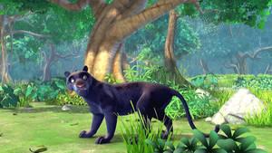 The Jungle Book S1 E2-Bagheera 4
