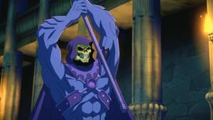 Masters of Universe Revelation S1 E1-Skeletor 3a
