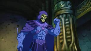 Masters of Universe Revelation S1 E1-Skeletor 4
