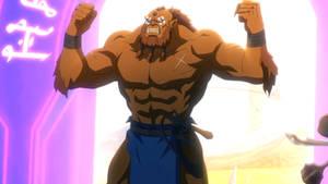 Masters of Universe Revelation S1 E4-Beastman 2