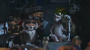 Madagascar-King Julien 3