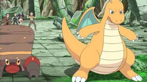 Pokemon BW-Dragonite 4