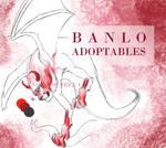 Adoptable demon [OPEN] by Banlo