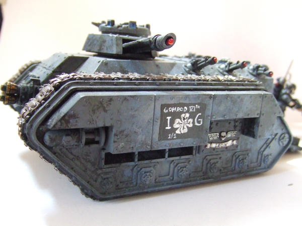 Imperial Guard Chimera 1-1