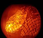 Northern Pine Snake Pumpkin