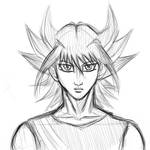 Another Yusei sketch