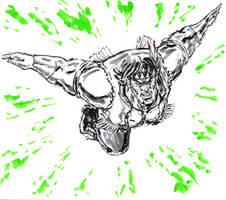 Condor Spire!! by Horoko