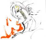 Inktober #24 - Ascended Dio