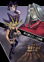 Yu-Gi-Oh! - Duelist Kingdom (20th Anniversary) by Horoko