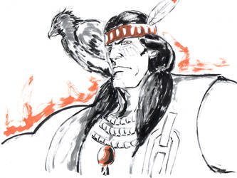 Arroyo Hawk by Horoko