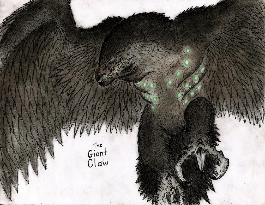The Giant Claw by MonsterKingOfKarmen