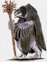Witch by MonsterKingOfKarmen