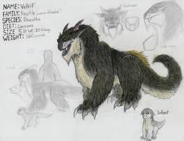 Drakolite-Volkif by MonsterKingOfKarmen