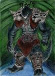 Ju'Gunnuth, Allfather of Kaiju by MonsterKingOfKarmen
