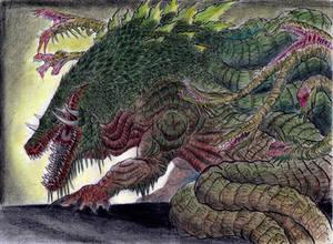 Biollante, Titan of Mankind's Abomination