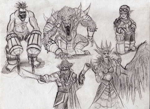 My take on the Champions 3