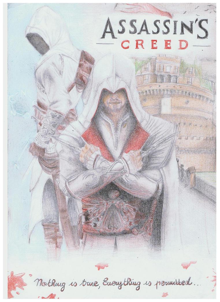 Assassin's Creed by ValeEris94 on DeviantArt