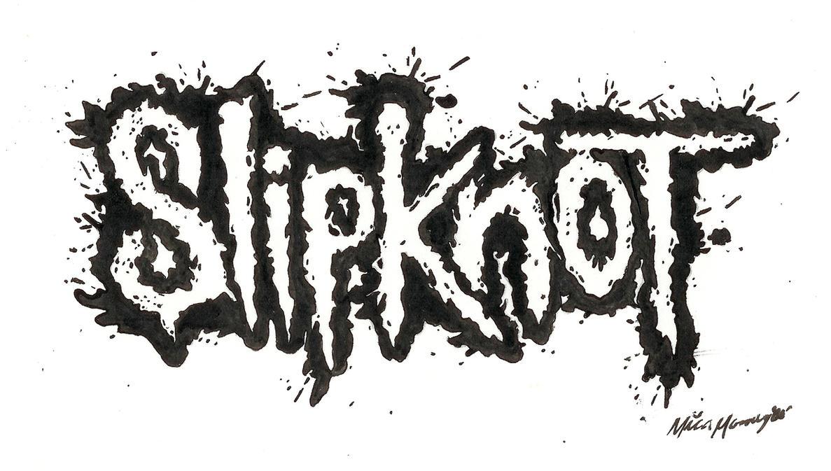 Slipknot Logo By Slvrrvn666 On DeviantArt