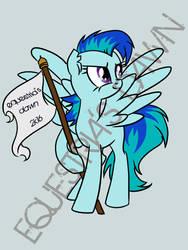Whiplash Dazz, Equestria's Dawn