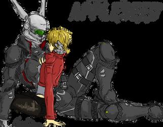 Appleseed Ex Machina - quick sketch