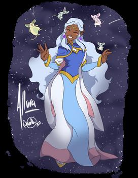Allura - Voltron Legendary Defender