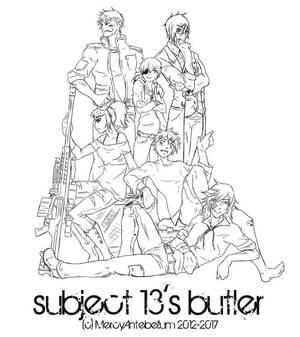 Subject 13's Butler