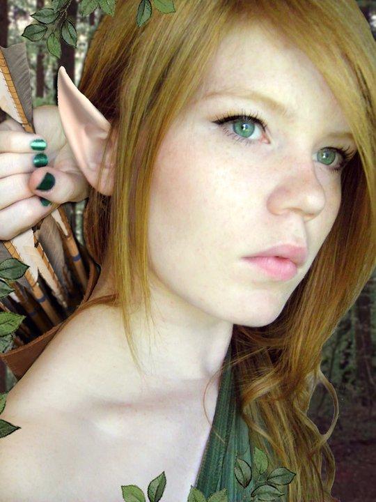 Elvish People Elvish Ancestry by Brodzillla