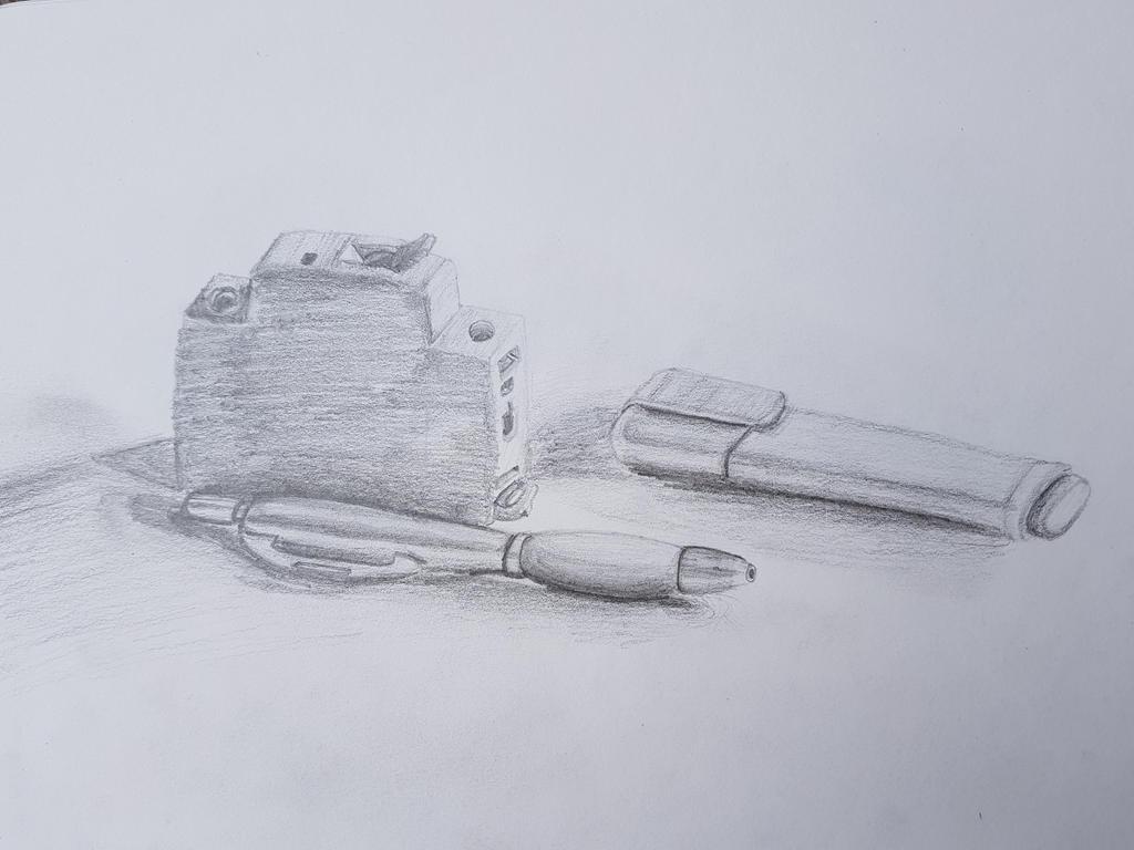 Breaker Pen Highlighter (Still Life) #1