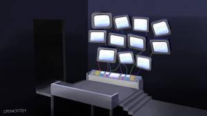 DBC Interior - Environment Concept