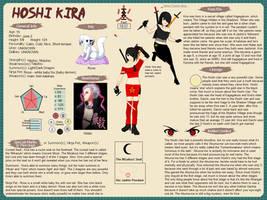 Kira Hoshi - Ninja Card