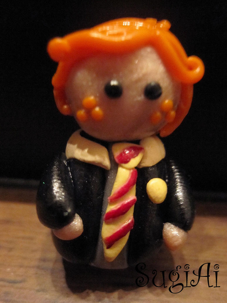 Ron Weasley Magnet by SugiAi
