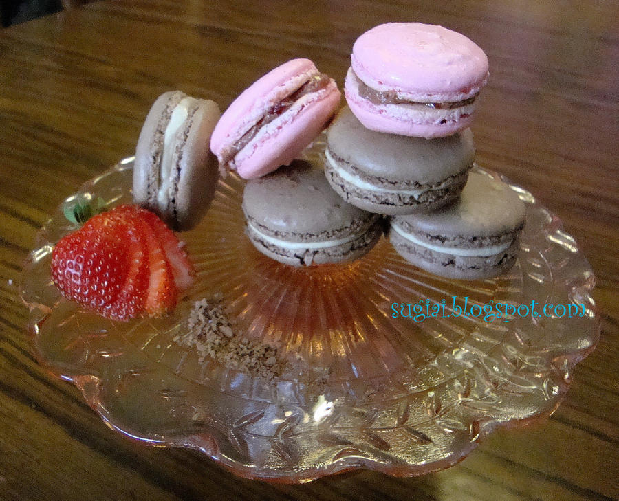 French Macarons by SugiAi