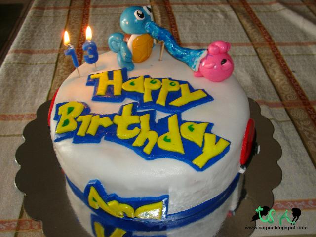 Birthday Cakes Learn