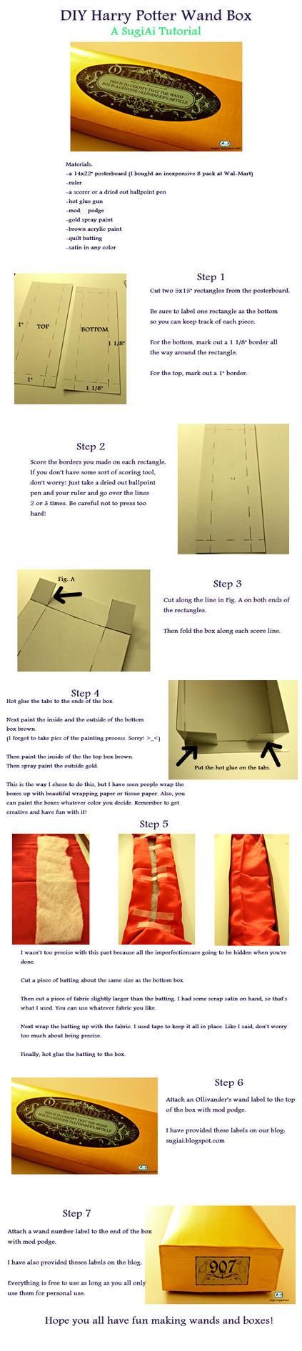 Wand Box Tutorial by SugiAi