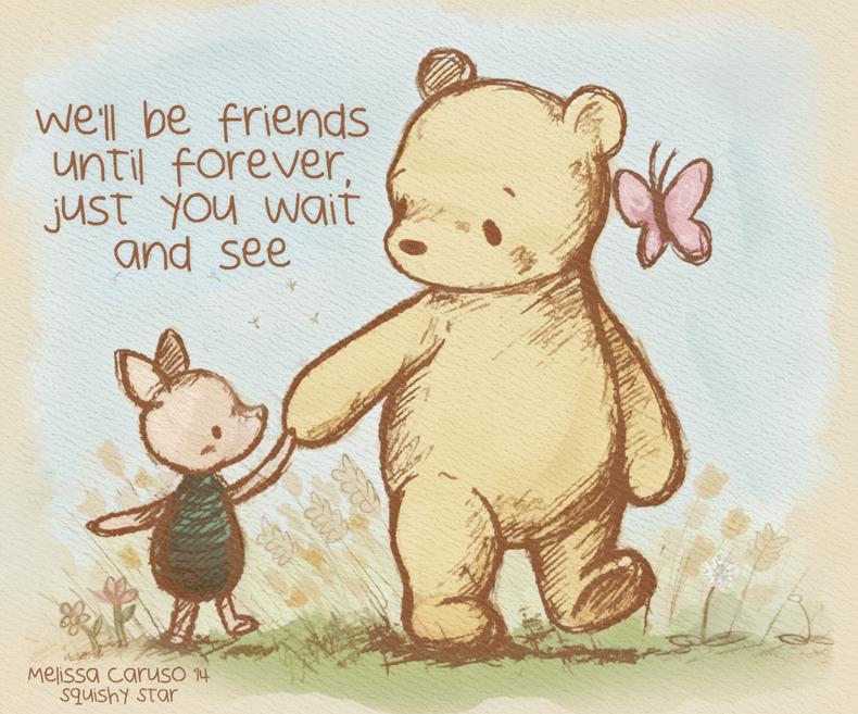 Best friends forever by x-SquishyStar-x