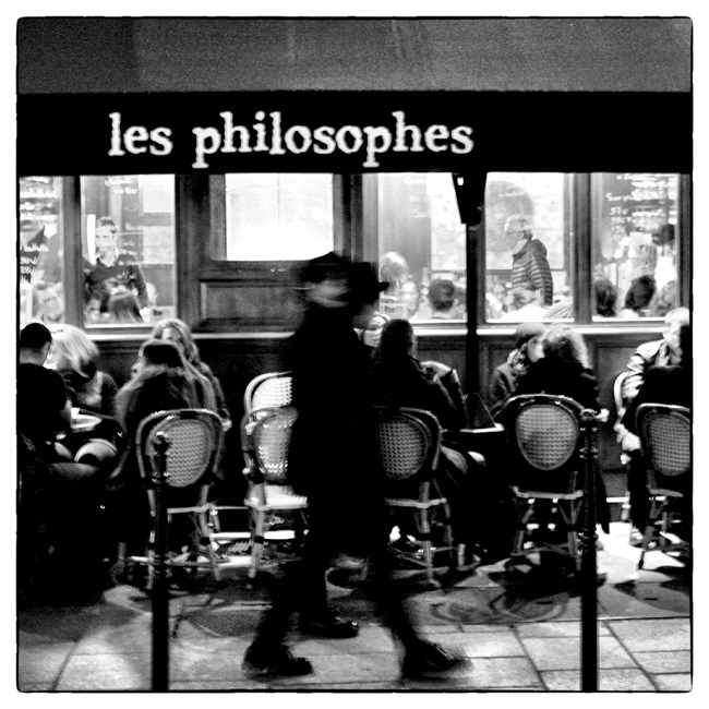 Les philosophes by Loucos