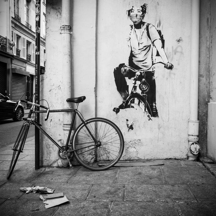 Velo des villes by Loucos