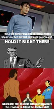 Star Trek: Hypocrisy