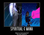 Spiritual vs Mana Final Verdict