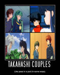 Takahashi Couples